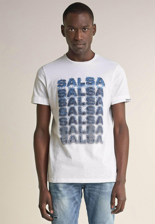 Homme PALM BEACH  - T-shirt imprimé