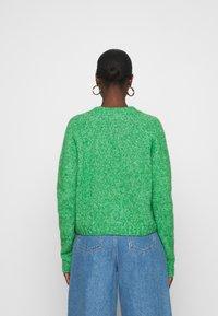 Custommade - VALDINE - Cardigan - jolly green - 2