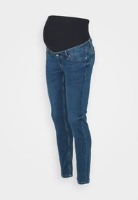 Lindex - TOVA SOFT  - Jeans Skinny Fit - denim - 0