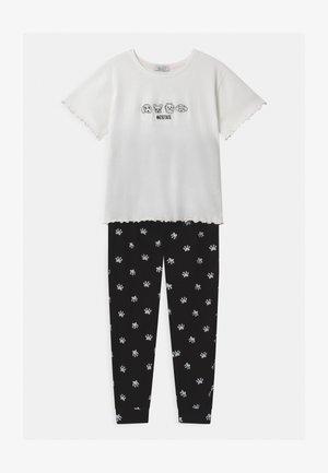 DOG BESTIES SET - Pyjama set - cream