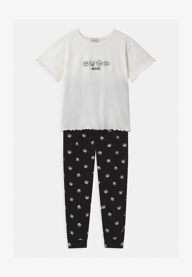 DOG BESTIES SET - Pyjamas - cream