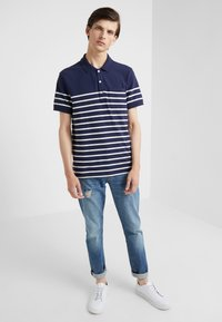 J.CREW - BRETTON - Polo shirt - dark blue - 1