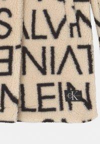 Calvin Klein Jeans - LOGO COAT - Winter coat - whitecap grey/black - 2