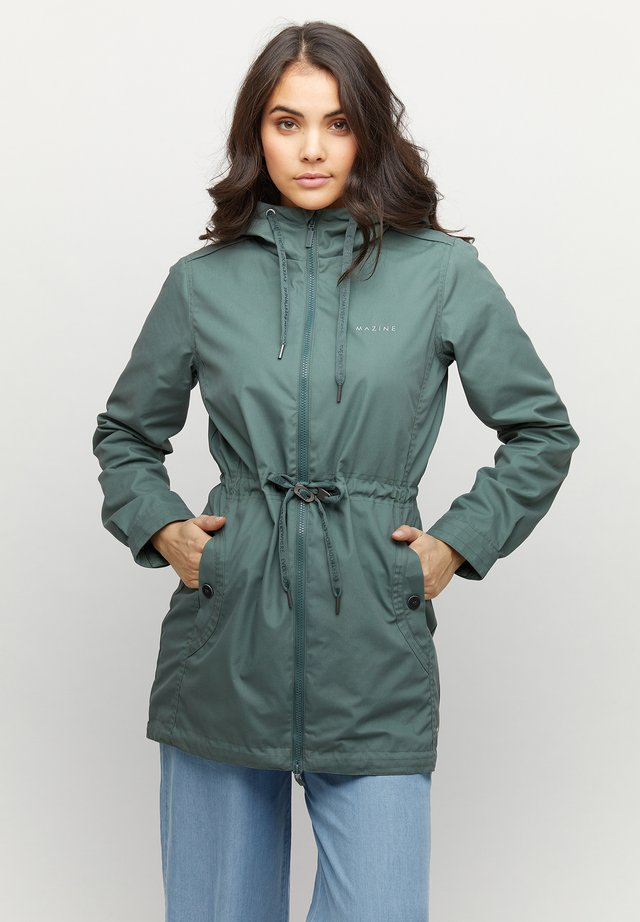 LIBRARY - Parka - forest