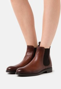 Marc O'Polo - Ankle boots - cognac - 0