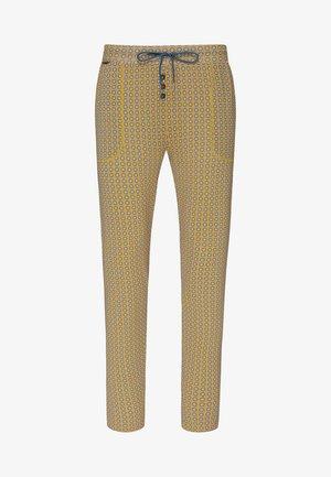 Pyjama bottoms - golden yellow