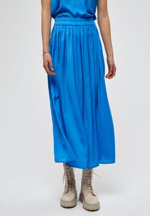 Gonna a campana - french blue