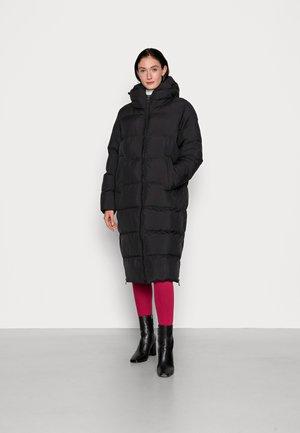 HUBINA - Zimní kabát - soft moss