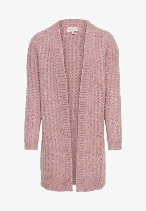 LOOSE FIT - Cardigan - fuchsia pink