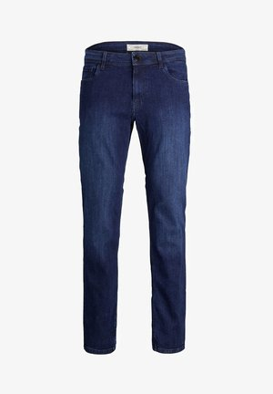 KLASSISCHE - Jeansy Slim Fit - dark blue denim