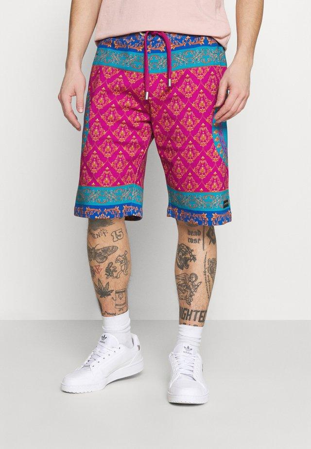 COLOURS UNISEX - Shorts - blue