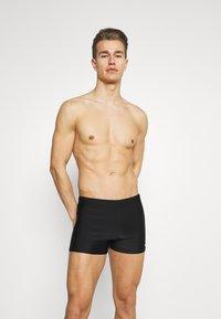 Rip Curl - CORP BOYLEG SLUGGO - Swimming trunks - black - 0