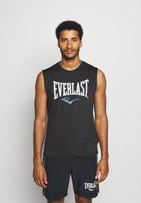 Everlast - TECH AMBRE - Top - black - 0