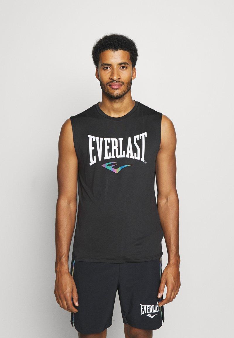 Everlast - TECH AMBRE - Top - black