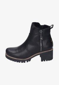 DAMEN  - Classic ankle boots - black