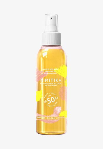 SPF 50 SUNSCREEN BODY OIL