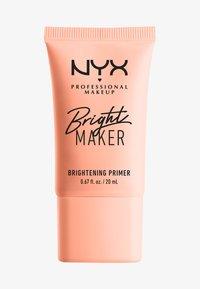 Nyx Professional Makeup - BRIGHT MAKER PRIMER - Primer - - - 0