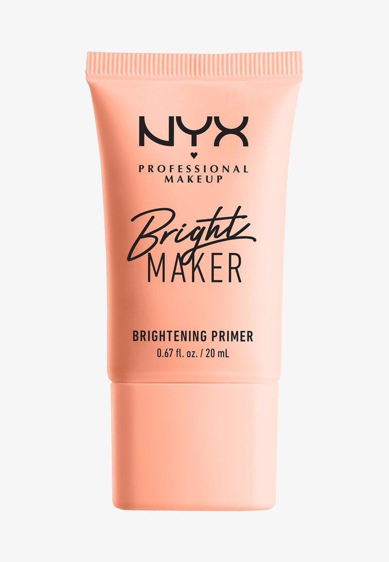 Nyx Professional Makeup - BRIGHT MAKER PRIMER - Primer - -