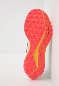 Nike Performance - AIR ZOOM PEGASUS 36 TRAIL - Zapatillas de trail running - aura/blackened blue/light armory blue/mint foam/speed yellow/laser crimson - 4