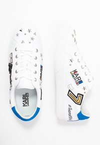KARL LAGERFELD - SKOOL PATCH  - Sneakers - white - 3