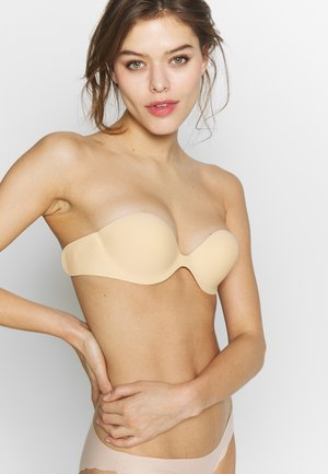 STICK ON BRA WITH WINGS - Strapless BH - skin