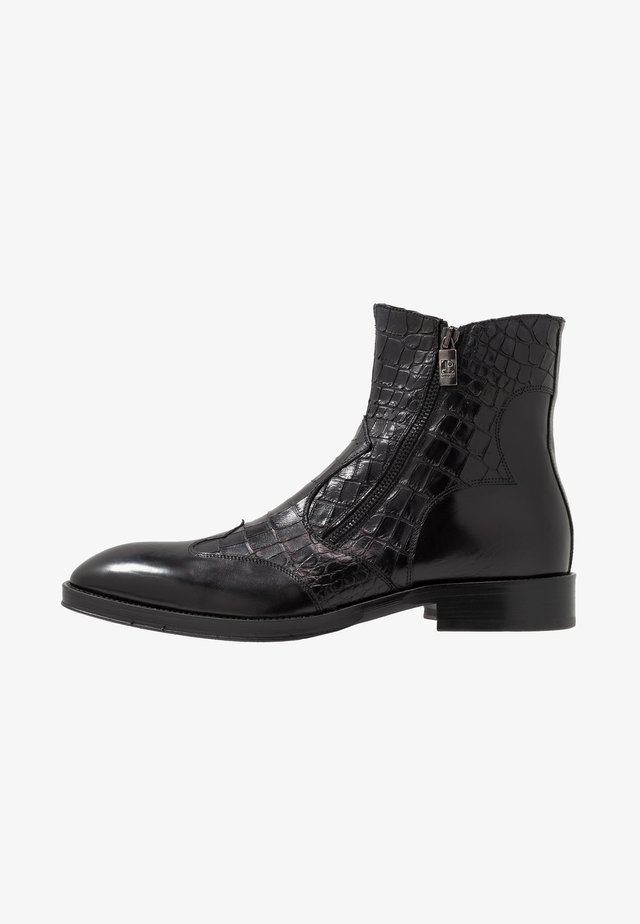 Bottines - luisiana nero