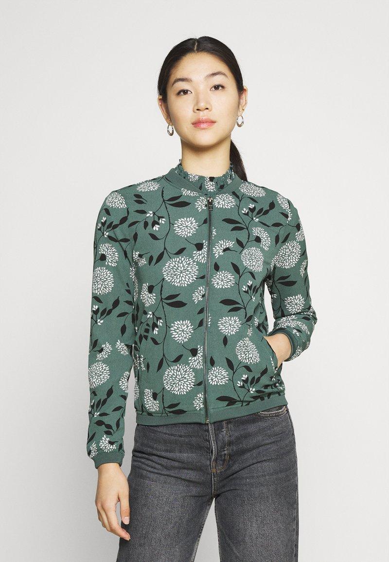 ONLY - ONLNOVA JACKET - Korte jassen - balsam green