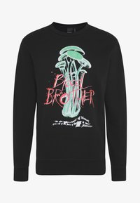 Blood Brother - Sweater - black - 3