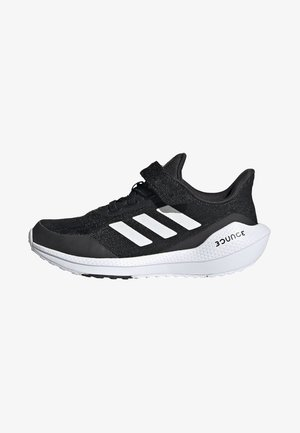 EQ21 RUN - Neutral running shoes - black/white