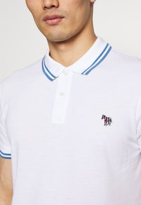 PS Paul Smith - MENS FIT - Polo shirt - white - 4