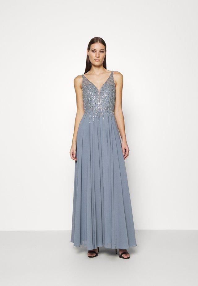 Suknia balowa - grey rich