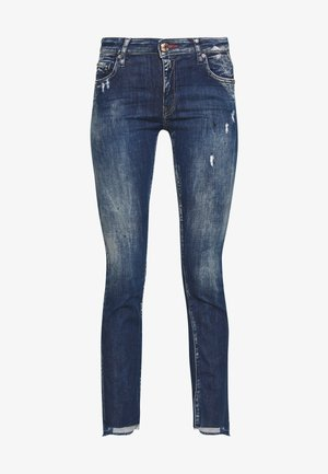 DOMINIQLI - Jeans Skinny Fit - darkblue