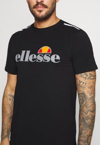 Ellesse - CELLA  - T-shirts print - black - 5
