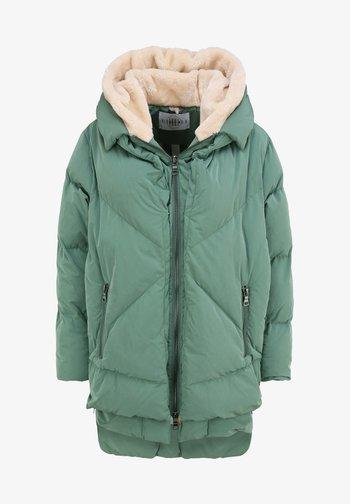 FROST - Winter coat - dunkelgrün