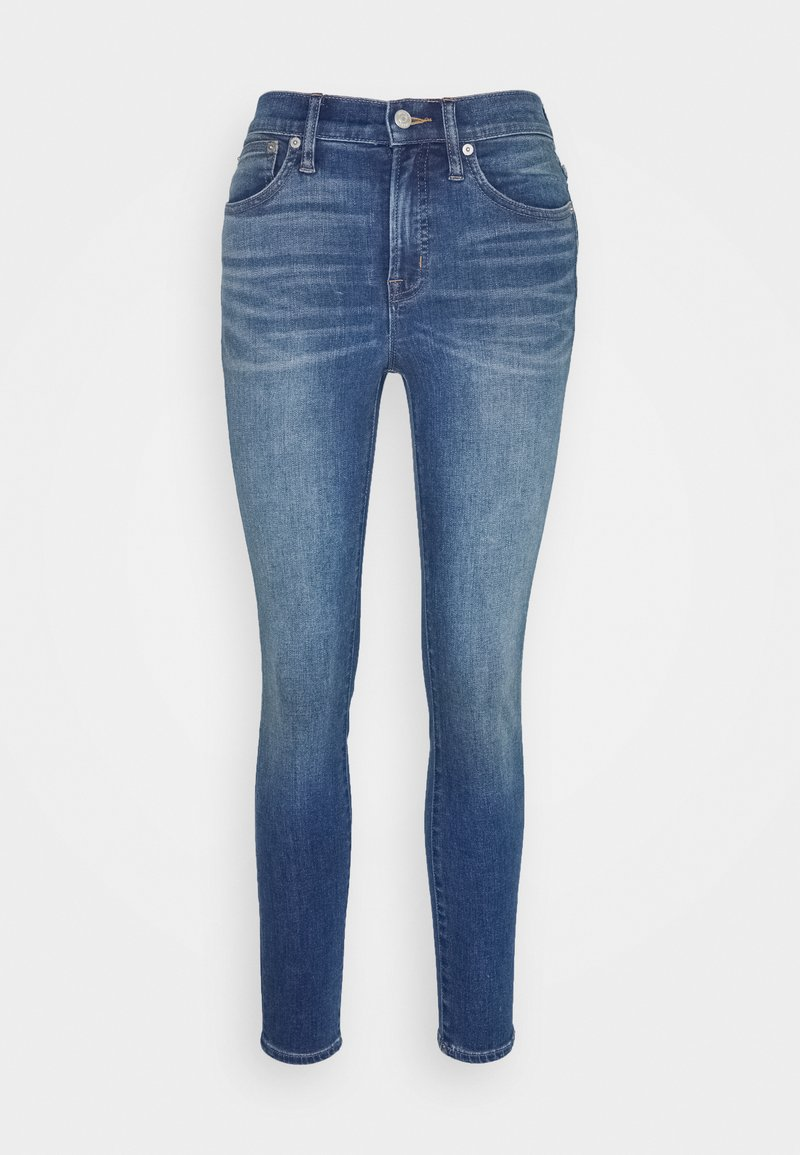 J.CREW - TOOTHPICK ROARING RIVER - Jeans Skinny Fit - medium wash