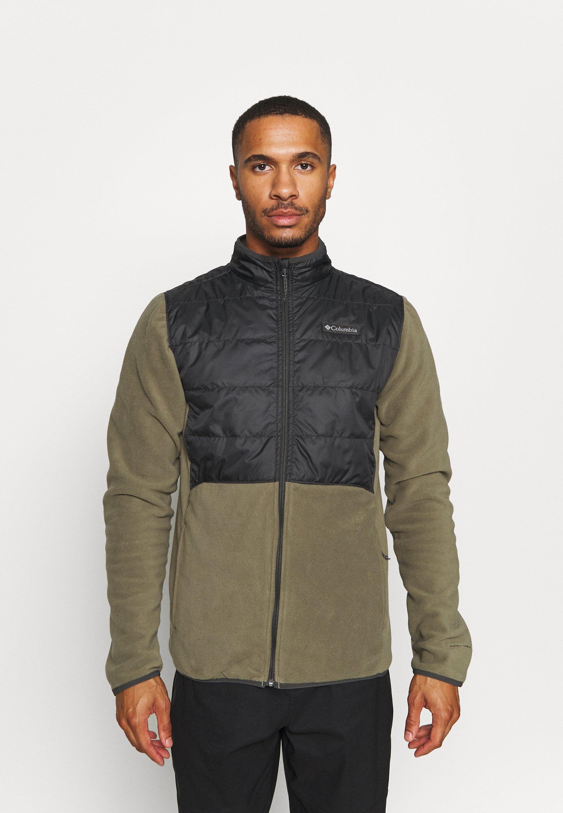 Men BASIN BUTTE™ FULL ZIP - Fleece jacket