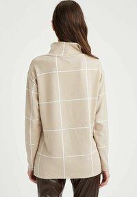 DeFacto - Long sleeved top - beige - 2
