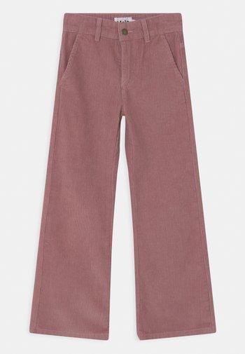 AIDA - Spodnie materiałowe - rosequartz