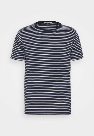 EASY CREWNECK TEE - Print T-shirt - combo y