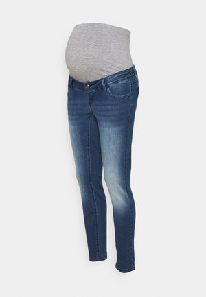 MLNOME - Slim fit jeans - medium blue denim