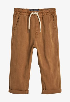 PULL-ON - Kalhoty - brown