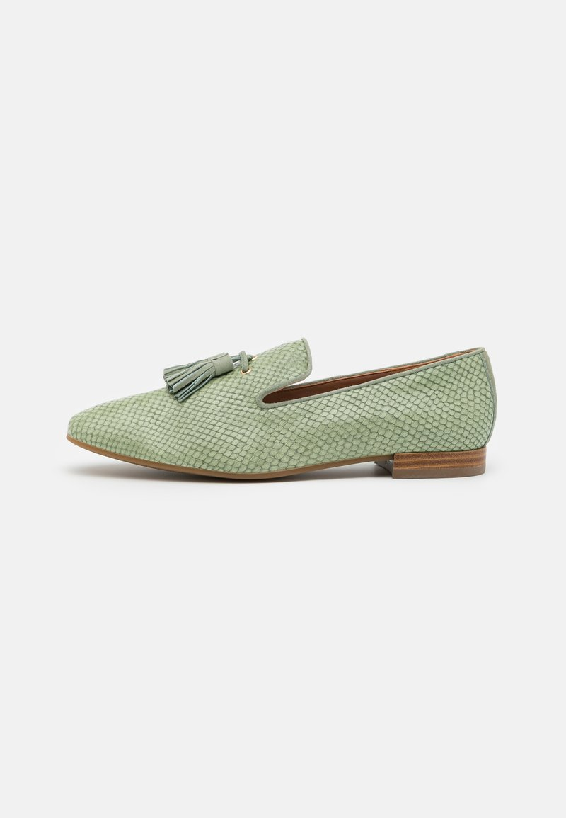 Pedro Miralles - Loafers - salvia