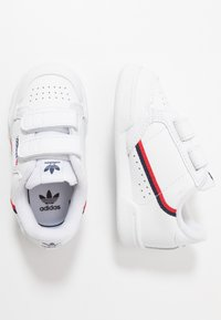 adidas Originals - CONTINENTAL 80  - Zapatillas -  footwear white/scarlet - 0