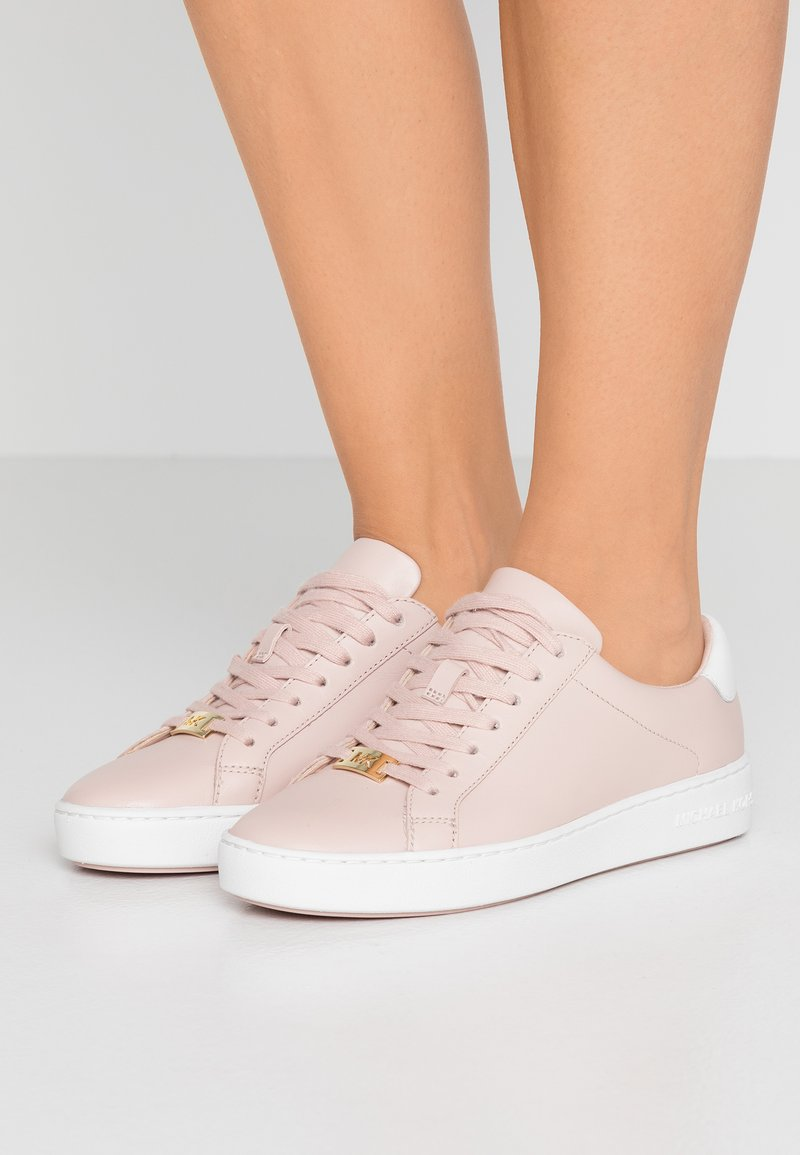 MICHAEL Michael Kors - IRVING LACE UP - Sneakers - soft pink