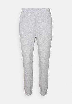 ONLDREAMER LIFE PANT  - Tracksuit bottoms - light grey melange