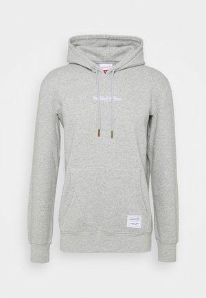 BRANDED ESSENTIALS HOODIE - Sweatshirt - grey heather