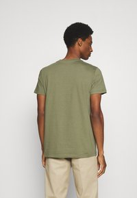 Petrol Industries - SPECIAL 3 PACK - Basic T-shirt - army/burgundy/navy - 2