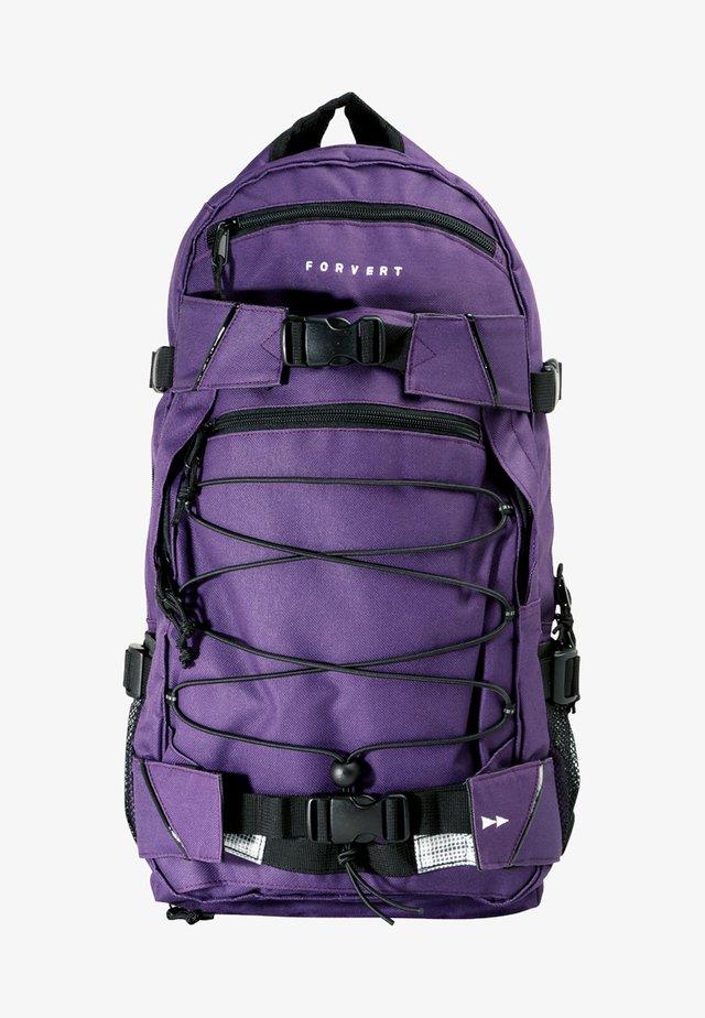 LOUIS - Rucksack - purple
