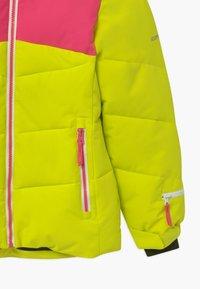 Icepeak - LAGES UNISEX - Snowboard jacket - aloe - 3