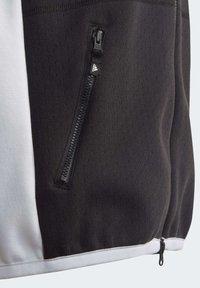 adidas Performance - Z.N.E. FULL-ZIP HOODIE - Sudadera con cremallera - black - 6